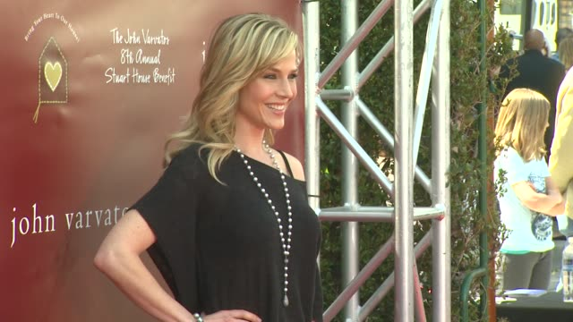Julie Benz at the John Varvatos 8th Annual Stuart House Benefit at Los Angeles CA