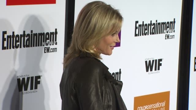 julie bowen at the entertainment weekly - women in film pre-emmy party at west hollywood ca. - pre emmy party stock videos & royalty-free footage