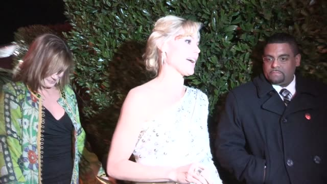 julie bowen at the golden globe 2013 kick off party at cecconi's in los angeles 01/06/13 - julie bowen stock videos and b-roll footage