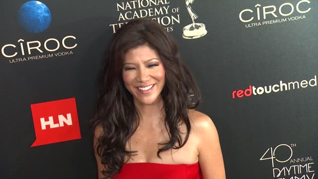 Julie Chen at The 40th Annual Daytime Emmy Awards on 6/16/13 in Los Angeles CA