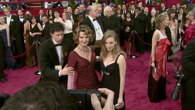 Julie Christie and Sarah Polley at the 2008 Academy Awards at the Kodak Theatre in Hollywood California on February 24 2008