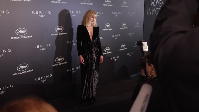Julie Gayet at Kering Women in Motion Party The 72nd Cannes Film Festival on May 19 2019 in Cannes France