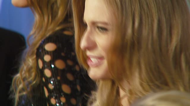 julie henderson at the sports illustrated swimsuit issue party at the pdc in los angeles california on february 14 2007 - sports illustrated swimsuit issue stock videos & royalty-free footage