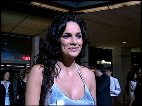 julie strain at the 'last man standing' premiere on september 18 1996 - julie strain stock videos and b-roll footage