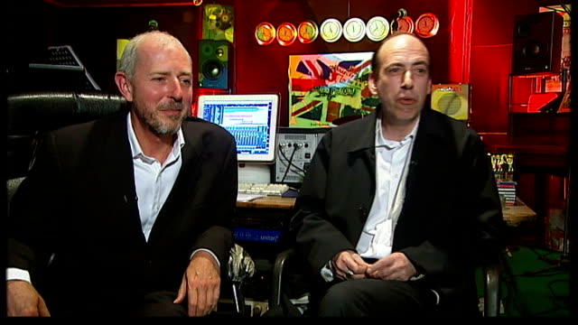 julien temple film about joe strummer released; mick jones and tony james interview sot - we kind of played what would be in our head - got a good... - julien temple stock videos & royalty-free footage