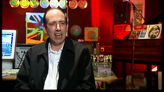 julien temple film about joe strummer released; mick jones interview sot - stress wasn't a word then / we didn't apply quite like how we do today /... - julien temple stock videos & royalty-free footage