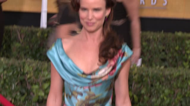 Juliette Lewis at 20th Annual Screen Actors Guild Awards Arrivals at The Shrine Auditorium on in Los Angeles California