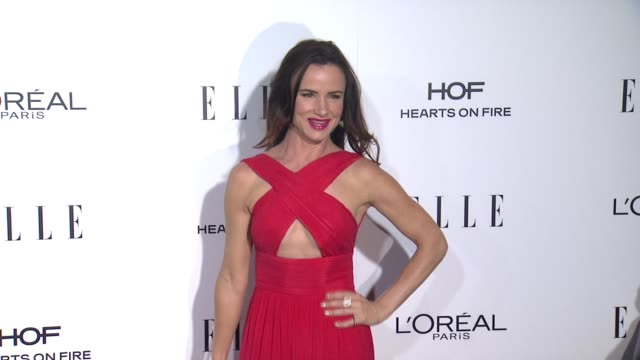 Juliette Lewis at 23rd Annual Elle Women In Hollywood Celebration at Four Seasons Hotel Los Angeles at Beverly Hills on October 24 2016 in Los...
