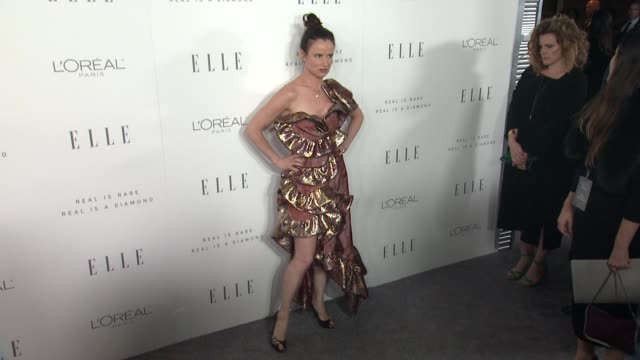 juliette lewis at the 24th annual elle women in hollywood awards on october 16, 2017 in los angeles, california. - juliette lewis stock videos & royalty-free footage