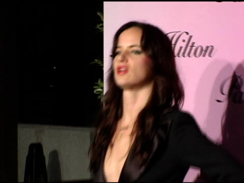 juliette lewis at the launch of paris hilton's new fragrance at 5900 wilshire boulevard in los angeles, california on december 3, 2004. - juliette lewis stock videos & royalty-free footage