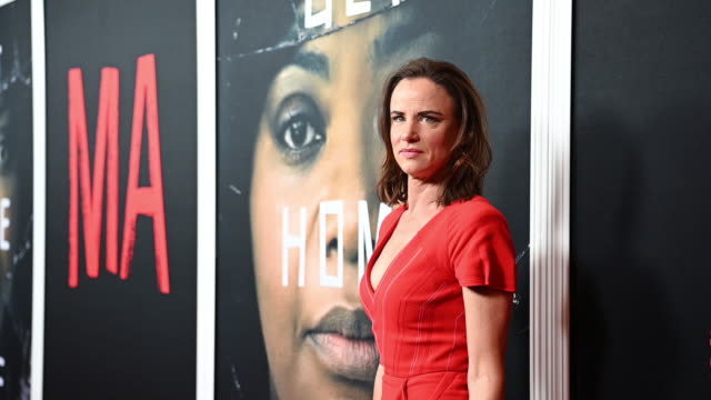 """juliette lewis at the special screening of universal pictures' """"ma"""" - arrivals at regal live on may 16, 2019 in los angeles, california. - juliette lewis stock videos & royalty-free footage"""