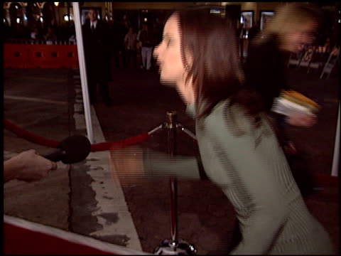 Juliette Lewis at the 'Starsky and Hutch' Premiere on February 26 2004