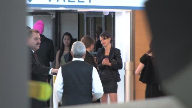 juliette lewis in west hollywood. at the celebrity sightings in los angeles at los angeles ca. - juliette lewis stock videos & royalty-free footage