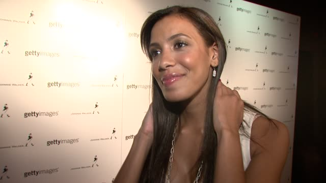 Julissa Bermudez talks about being out tonight working on America's Next Dance Crew talks about Mario Lopez she hasn't met him yet because he's so...