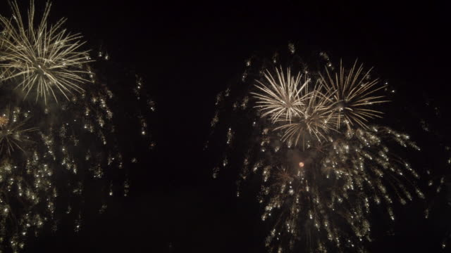 july 4 fireworks new york - filming stock videos & royalty-free footage