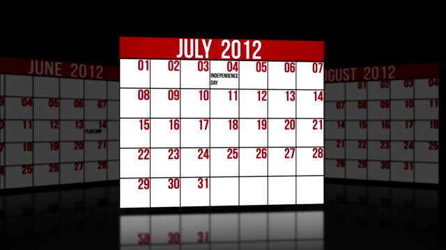 vídeos de stock e filmes b-roll de julho e agosto, setembro de 2012 - número 4