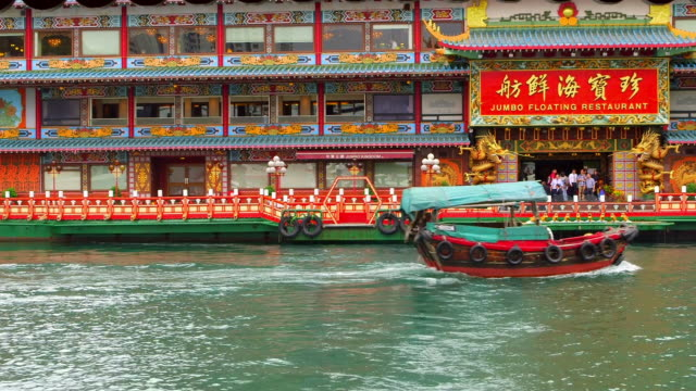 Jumbo Kingdom, Hong Kong