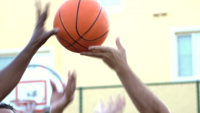 jump ball - community centre stock videos & royalty-free footage