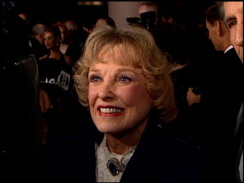 june allyson at the american cinema awards at the bonaventure hotel in los angeles california on november 2 1996 - 1996 stock videos & royalty-free footage