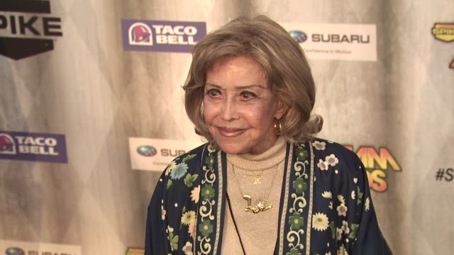 june foray at the spike tv's 'scream awards at universal city ca - universal city stock videos & royalty-free footage