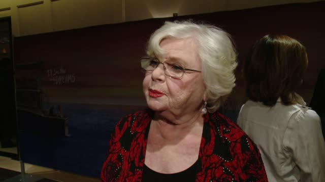 INTERVIEW June Squibb on how it feels to have buzz surrounding the film why this story will resonate with everyone the most fun part of working on...