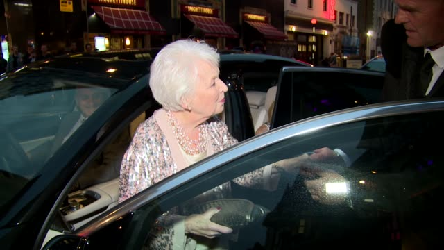 June Whitfield on June 29 2016 in London England