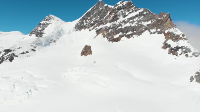 インターラーケンのヨーロッパのユングフラウ トップ - landscape scenery点の映像素材/bロール