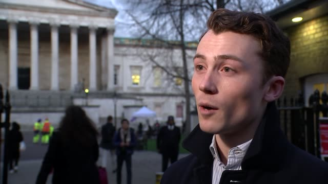 junior doctors' contracts to be imposed after talks with bma fail ben langridge interview sot - medical student stock videos and b-roll footage