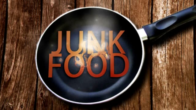 junk food dirty frying pan - kitchenware shop stock videos & royalty-free footage