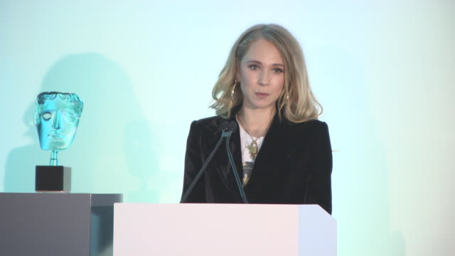 INTERVIEW Juno Temple announces the nomination for the BAFTA Rising Star Awards Daniel Kaluuya Florence Pugh Timothee Chalamet Tessa Thompson Josh'...