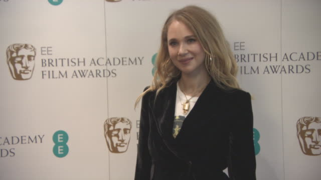 Juno Temple at The EE British Academy Film Awards Rising Star Nomination Announcement at BAFTA on January 04 2018 in London England
