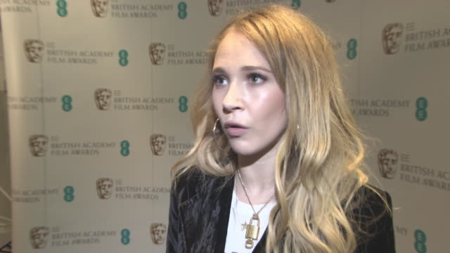 INTERVIEW Juno Temple on the Rising Star Award winning the Rising Star Award in the past the impact it has on your career The British Film Industry...