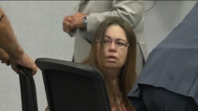 wxmi a jury in newaygo county found glenna duram guilty of firstdegree murder of her husband on july 19 2017 duram was accused of killing her husband... - 評決点の映像素材/bロール