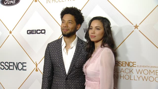 Jussie Smollett and Jurnee SmollettBell at the ESSENCE Hosts its 11th Annual Black Women in Hollywood Luncheon at the Beverly Wilshire Four Seasons...