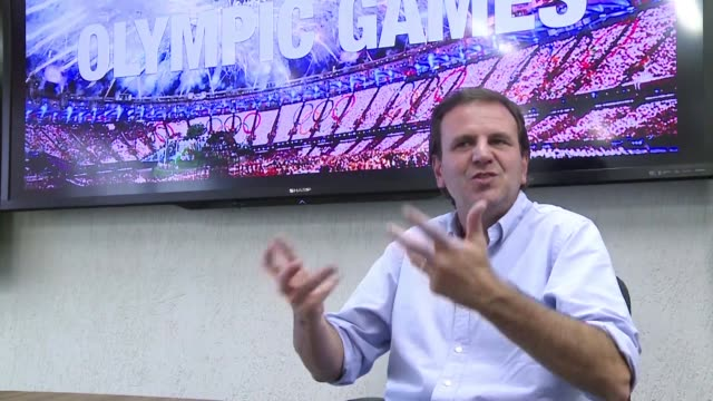 Just a few weeks ahead of the opening of the 2016 Summer Games everything concerns Rio de Janeiro mayor Eduardo Paes but he expects amazing Olympics...