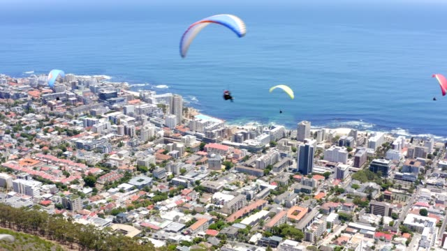 just keep flying - paragliding stock videos & royalty-free footage