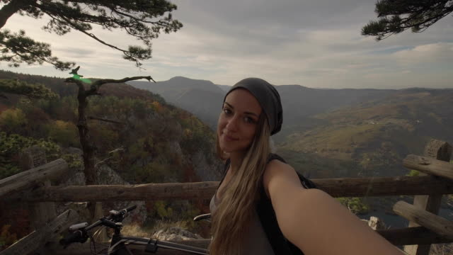 just me on top of the world - serbia stock videos and b-roll footage