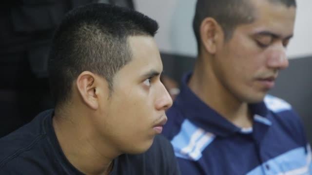 justicia de nicaragua condeno a 30 anos de carcel la pena maxima en el pais a un pastor y cuatro adeptos que quemaron a una mujer a quien le hicieron... - exorcism stock videos & royalty-free footage