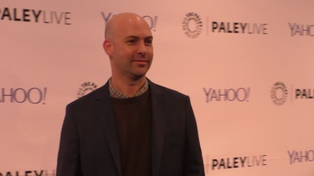 justin adler at the paleylive an evening with life in pieces at the paley center for media in beverly hills at celebrity sightings in los angeles on... - paley center for media los angeles stock videos & royalty-free footage