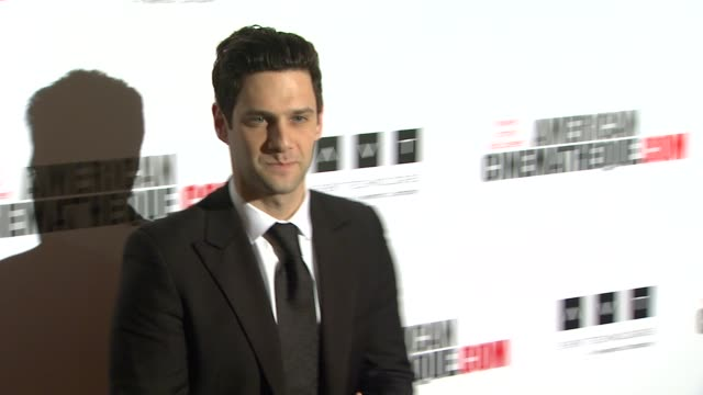 justin bartha at american cinematheque's 27th annual award presentation honoring jerry bruckheimer in beverly hills ca on - american cinematheque stock videos & royalty-free footage