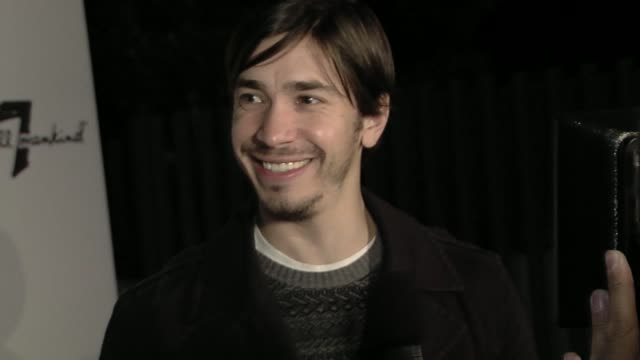 Justin Long at the Vanity Fair Hosts 7 For All Mankind 10th Anniversary Celebration at Beverly Hills CA