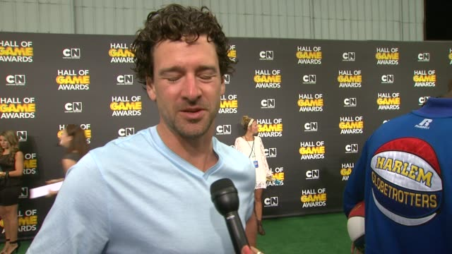 INTERVIEW Justin Williams on being at the event and on advice for his younger self at Cartoon Network Hosts Fourth Annual Hall Of Game Awards at...