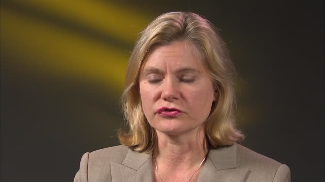 London INT Justine Greening MP interview SOT re sex education in schools