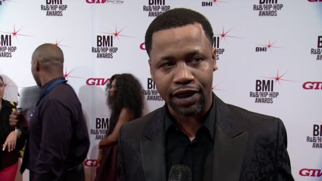 juvenile says honors like these happen with dedication, on favorite song from the cash money roster being bling bling because the word made it into... - bling bling stock-videos und b-roll-filmmaterial