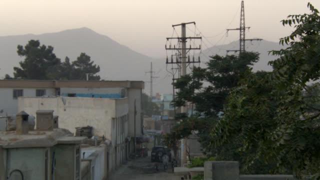 カブールアフガニスタン - カブール点の映像素材/bロール