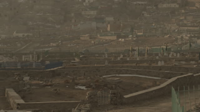 kabul cemetery - 2014 stock videos and b-roll footage