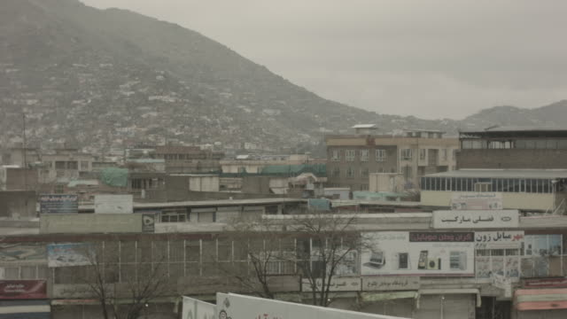 kabul city streets during elections 2014 - 2014 stock videos and b-roll footage