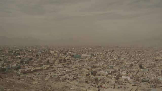 kabul city - kabul stock-videos und b-roll-filmmaterial