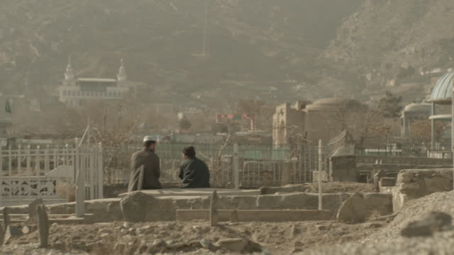 kabul graveyard - afghanistan stock videos & royalty-free footage