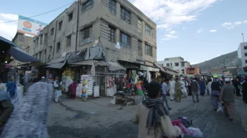 vidéos et rushes de kabul - afghanistan